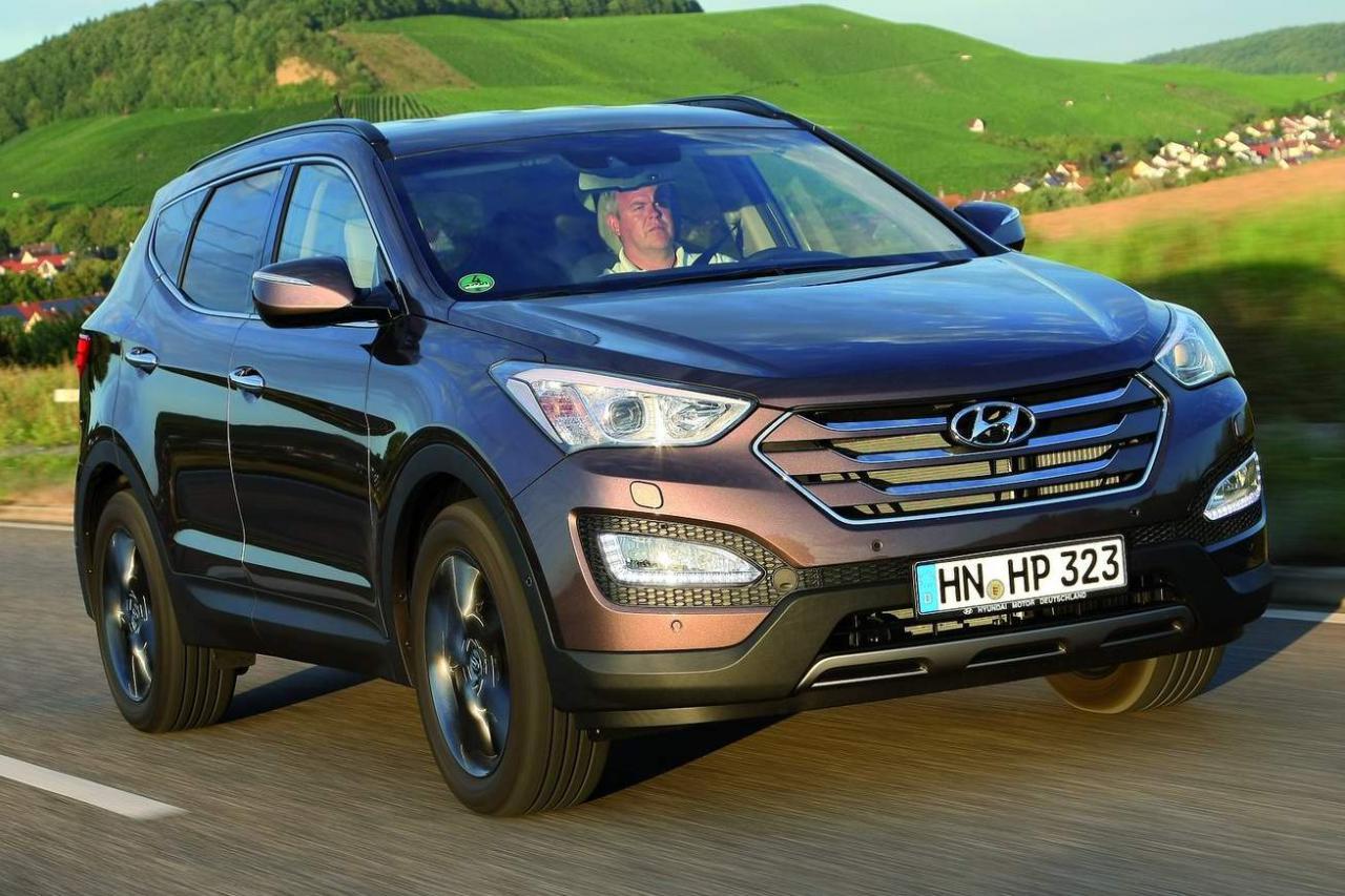 Hyundai Sante Fe 2018 >> 2013 Hyundai Santa Fe III DM (hyundai santa fe eu version 2013 08)